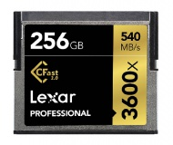 K0.0008921  CFast 2.0 Card Set 3xCFast 256 GB